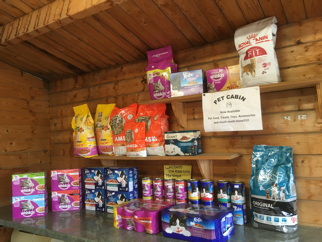 Pet Cabin at Radmore Farm Cattery